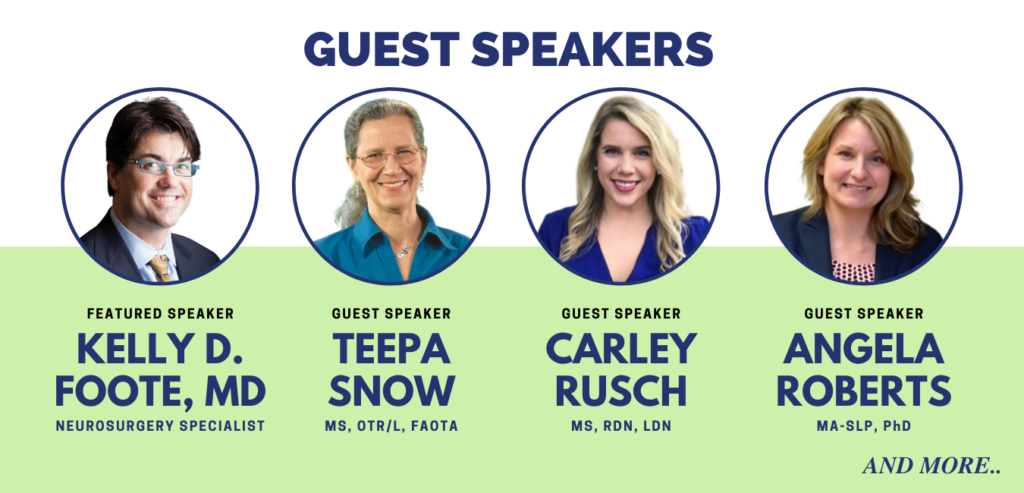 Guest Speakers at the Virtual Summit